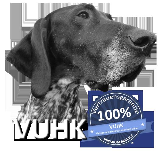 VUHK Logo mit Siegel
